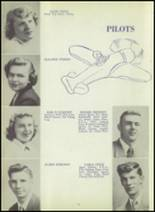 1952 Ada High School Yearbook Page 18 & 19