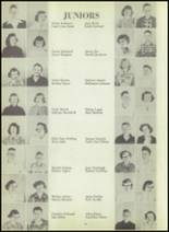 1952 Ada High School Yearbook Page 22 & 23
