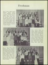 1952 Ada High School Yearbook Page 24 & 25