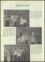 1952 Ada High School Yearbook Page 26 & 27