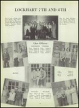 1952 Ada High School Yearbook Page 28 & 29