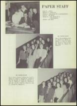 1952 Ada High School Yearbook Page 30 & 31