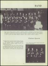1952 Ada High School Yearbook Page 32 & 33
