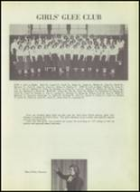 1952 Ada High School Yearbook Page 34 & 35