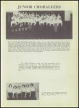 1952 Ada High School Yearbook Page 36 & 37