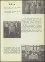 1952 Ada High School Yearbook Page 38 & 39