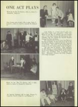 1952 Ada High School Yearbook Page 42 & 43