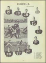 1952 Ada High School Yearbook Page 46 & 47