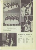 1952 Ada High School Yearbook Page 50 & 51