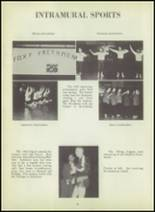 1952 Ada High School Yearbook Page 52 & 53