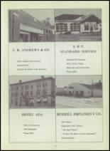 1952 Ada High School Yearbook Page 62 & 63