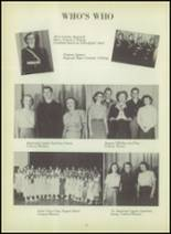1952 Ada High School Yearbook Page 74 & 75