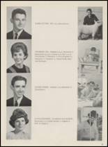 1967 Crescent High School Yearbook Page 12 & 13