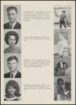 1967 Crescent High School Yearbook Page 14 & 15