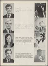1967 Crescent High School Yearbook Page 16 & 17
