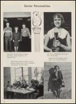 1967 Crescent High School Yearbook Page 18 & 19