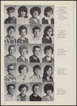 1967 Crescent High School Yearbook Page 20 & 21