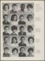1967 Crescent High School Yearbook Page 24 & 25