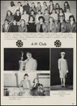 1967 Crescent High School Yearbook Page 30 & 31