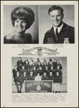 1967 Crescent High School Yearbook Page 34 & 35