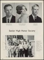 1967 Crescent High School Yearbook Page 38 & 39