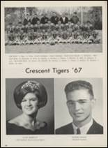 1967 Crescent High School Yearbook Page 40 & 41