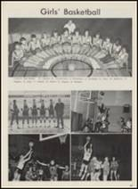 1967 Crescent High School Yearbook Page 44 & 45