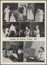 1967 Crescent High School Yearbook Page 46 & 47