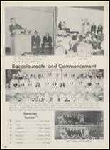 1967 Crescent High School Yearbook Page 50 & 51