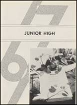 1967 Crescent High School Yearbook Page 52 & 53