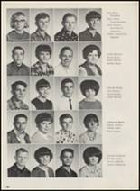 1967 Crescent High School Yearbook Page 54 & 55