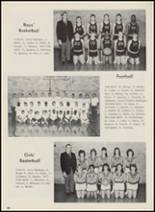 1967 Crescent High School Yearbook Page 62 & 63