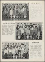 1967 Crescent High School Yearbook Page 70 & 71