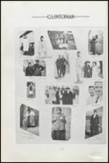 1919 Clinton High School Yearbook Page 74 & 75
