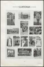 1919 Clinton High School Yearbook Page 106 & 107