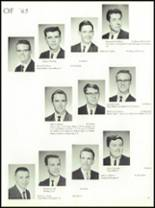 1965 Leo High School Yearbook Page 26 & 27