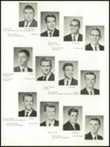 1965 Leo High School Yearbook Page 28 & 29
