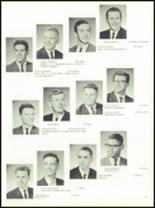 1965 Leo High School Yearbook Page 32 & 33