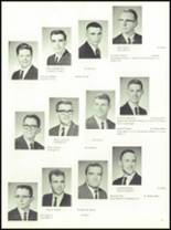 1965 Leo High School Yearbook Page 36 & 37