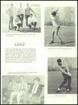 1965 Leo High School Yearbook Page 116 & 117