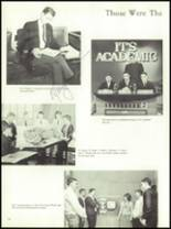 1965 Leo High School Yearbook Page 130 & 131