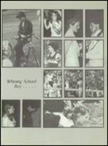 1982 Burlington City High School Yearbook Page 10 & 11