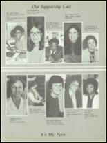 1982 Burlington City High School Yearbook Page 24 & 25