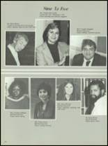 1982 Burlington City High School Yearbook Page 26 & 27