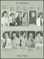 1982 Burlington City High School Yearbook Page 28 & 29