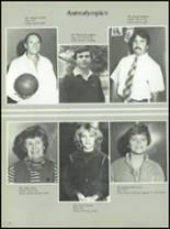 1982 Burlington City High School Yearbook Page 32 & 33