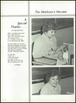 1982 Burlington City High School Yearbook Page 36 & 37