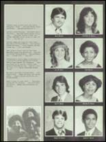 1982 Burlington City High School Yearbook Page 44 & 45