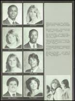 1982 Burlington City High School Yearbook Page 46 & 47