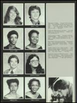 1982 Burlington City High School Yearbook Page 48 & 49